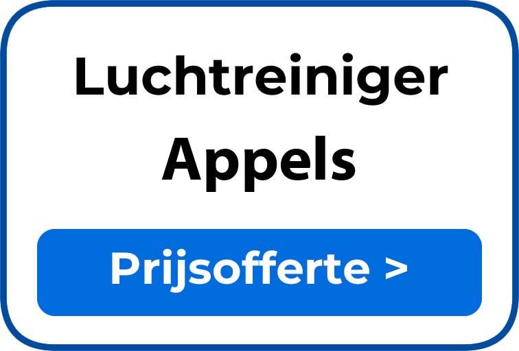 Beste luchtreiniger kopen in Appels