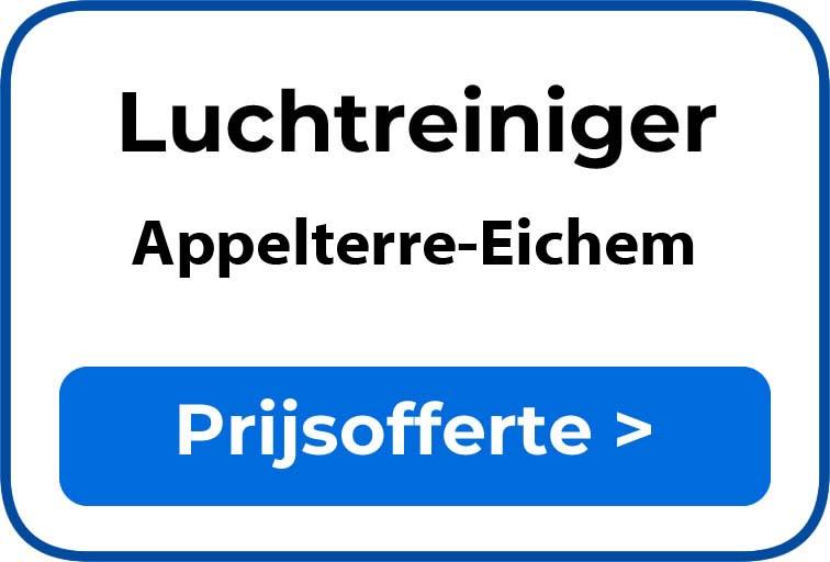 Beste luchtreiniger kopen in Appelterre-Eichem