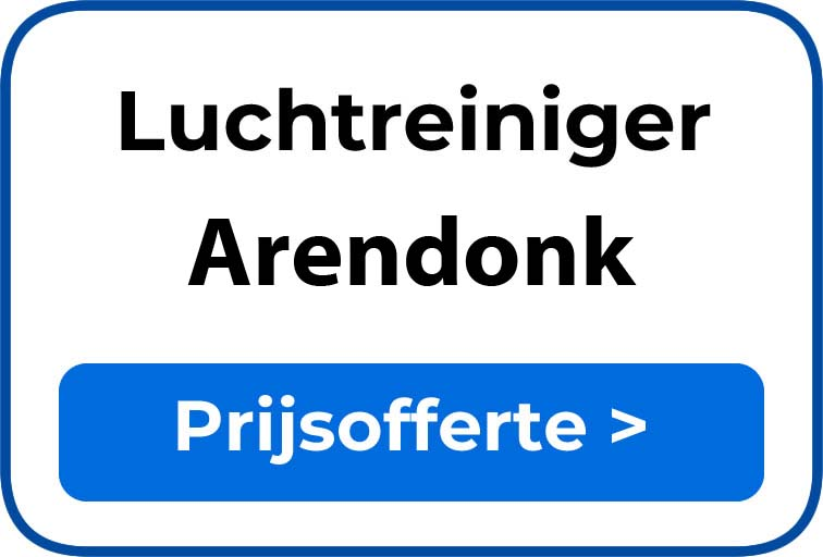 Beste luchtreiniger kopen in Arendonk