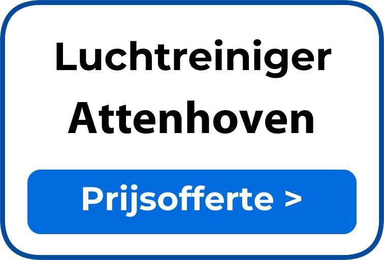 Beste luchtreiniger kopen in Attenhoven