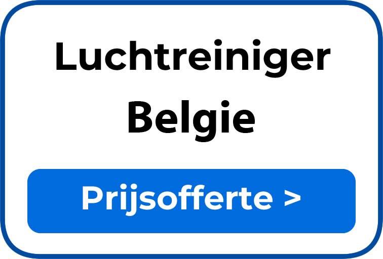 Beste luchtreiniger kopen in België