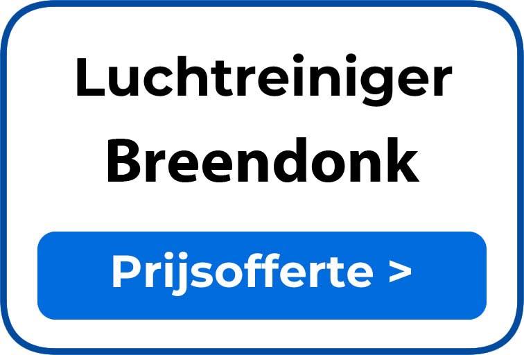Beste luchtreiniger kopen in Breendonk