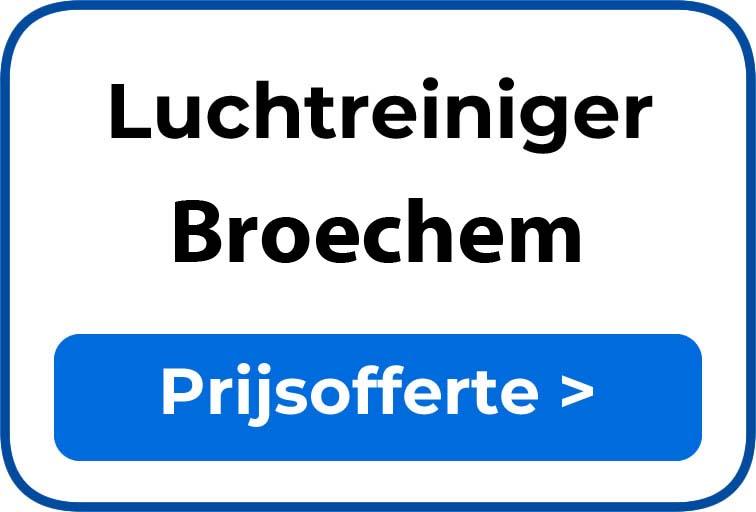 Beste luchtreiniger kopen in Broechem