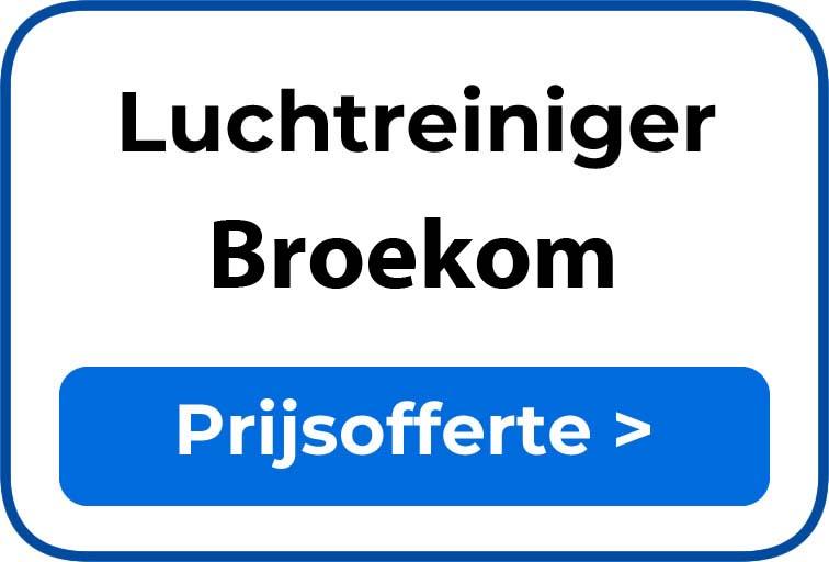 Beste luchtreiniger kopen in Broekom