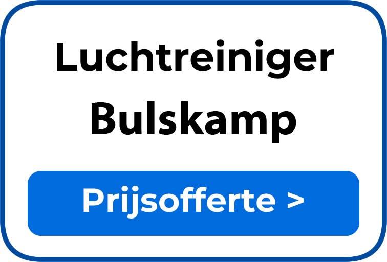 Beste luchtreiniger kopen in Bulskamp