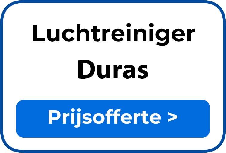 Beste luchtreiniger kopen in Duras