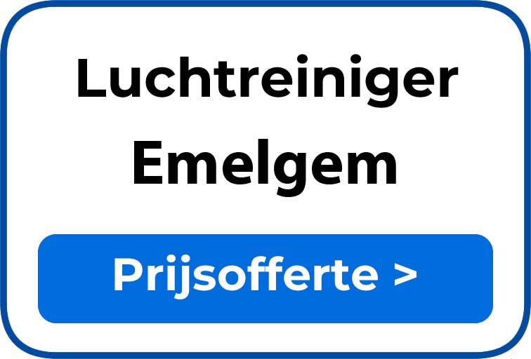 Beste luchtreiniger kopen in Emelgem