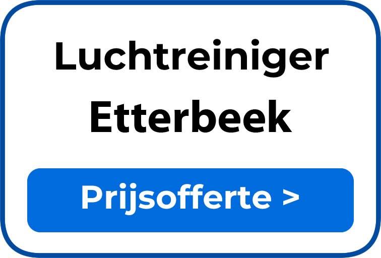 Beste luchtreiniger kopen in Etterbeek