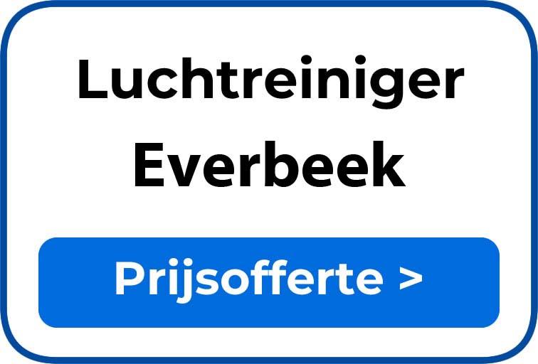 Beste luchtreiniger kopen in Everbeek