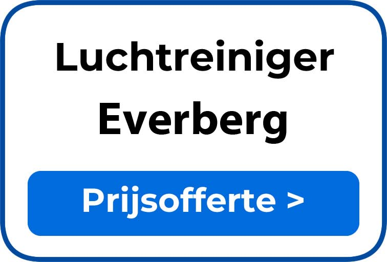 Beste luchtreiniger kopen in Everberg