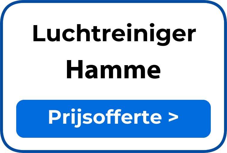 Beste luchtreiniger kopen in Hamme