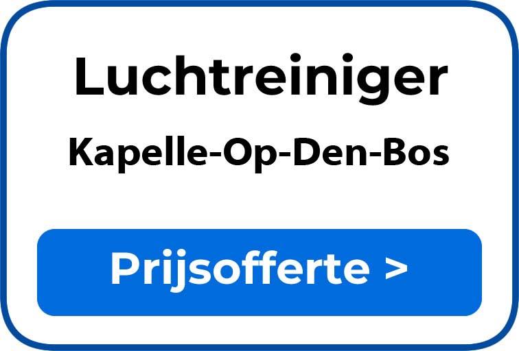 Beste luchtreiniger kopen in Kapelle-Op-Den-Bos