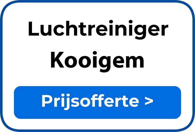 Beste luchtreiniger kopen in Kooigem