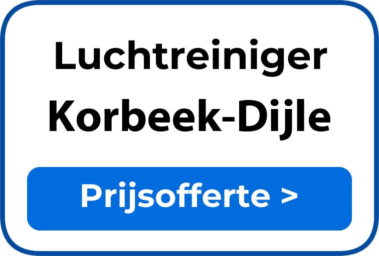 Beste luchtreiniger kopen in Korbeek-Dijle