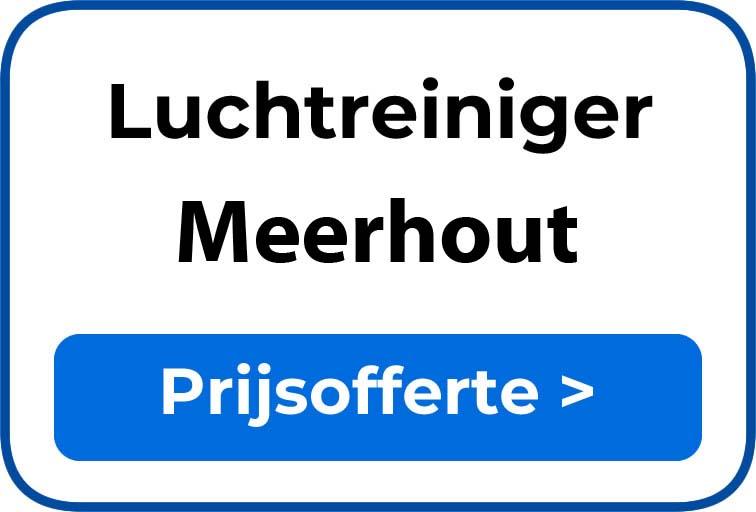 Beste luchtreiniger kopen in Meerhout