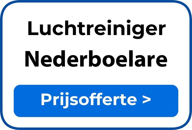 Beste luchtreiniger kopen in Nederboelare