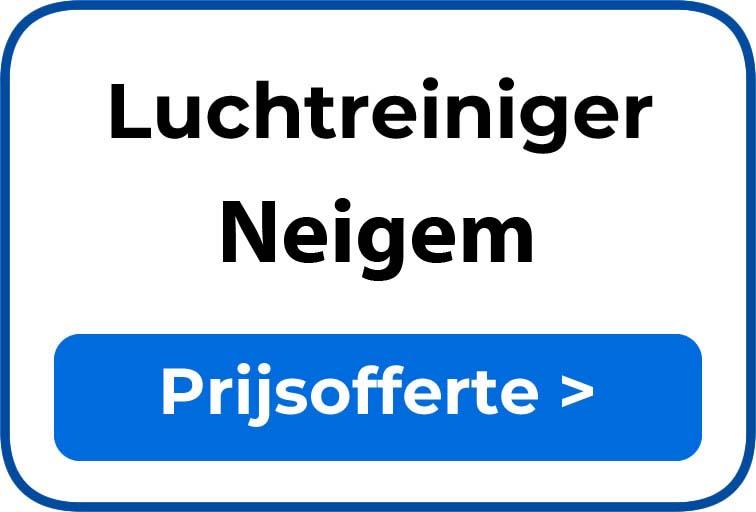 Beste luchtreiniger kopen in Neigem