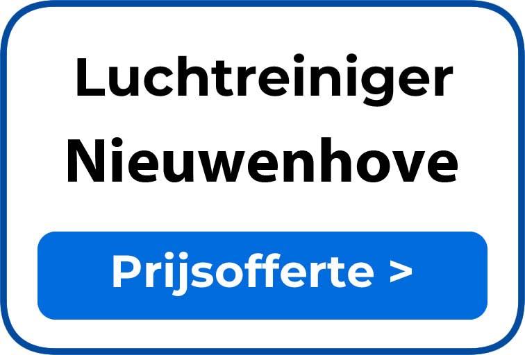 Beste luchtreiniger kopen in Nieuwenhove