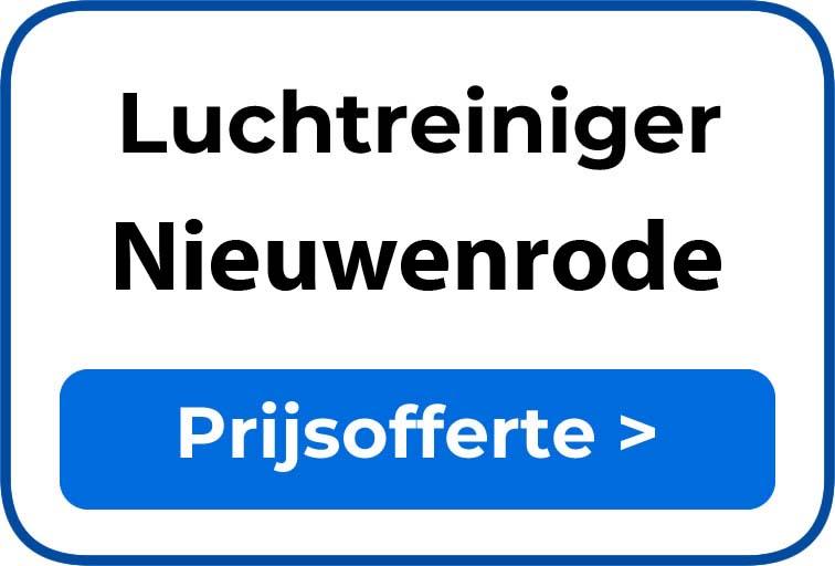 Beste luchtreiniger kopen in Nieuwenrode
