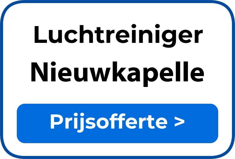 Beste luchtreiniger kopen in Nieuwkapelle