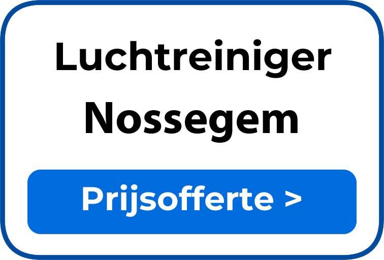 Beste luchtreiniger kopen in Nossegem