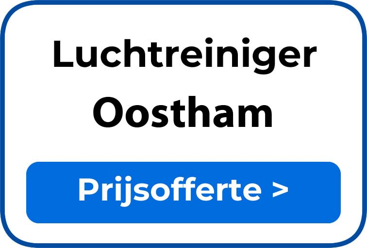 Beste luchtreiniger kopen in Oostham