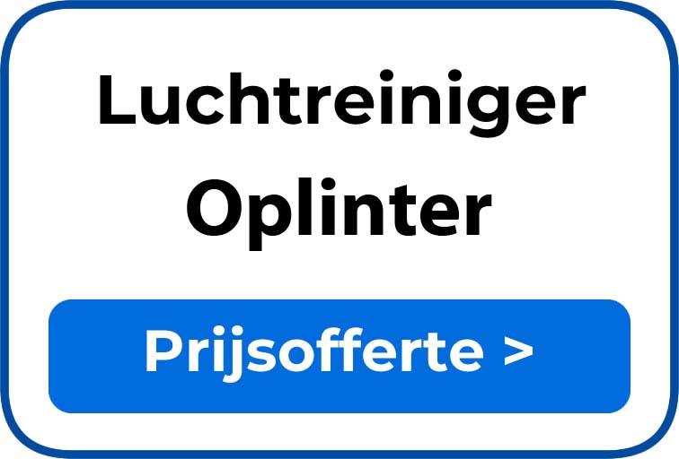 Beste luchtreiniger kopen in Oplinter