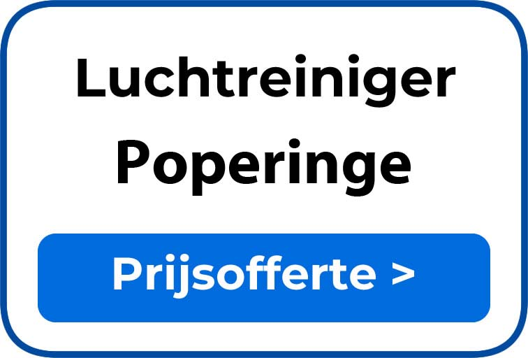 Beste luchtreiniger kopen in Poperinge