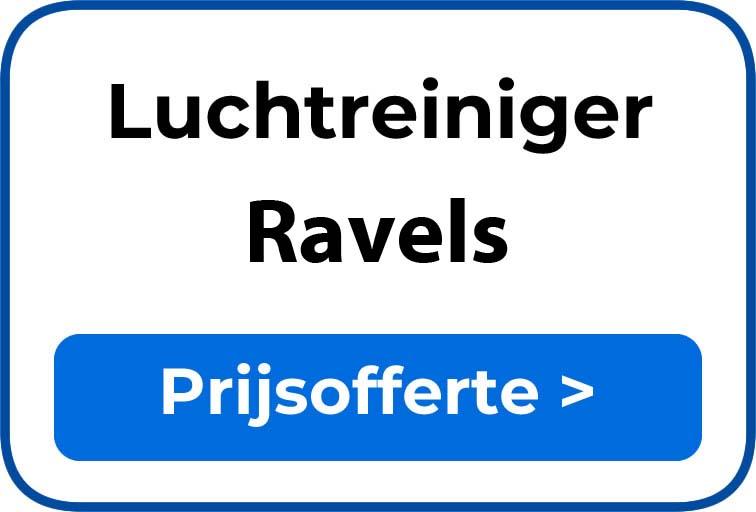 Beste luchtreiniger kopen in Ravels