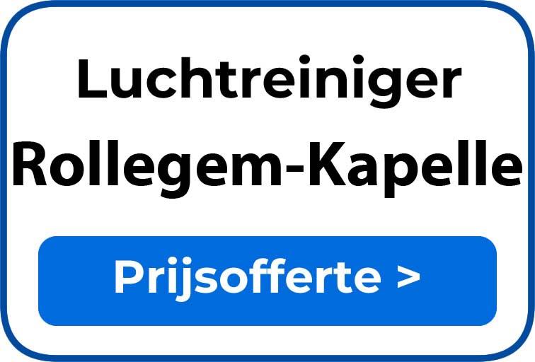 Beste luchtreiniger kopen in Rollegem-Kapelle