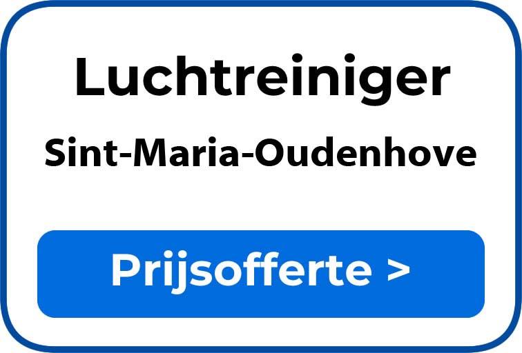 Beste luchtreiniger kopen in Sint-Maria-Oudenhove