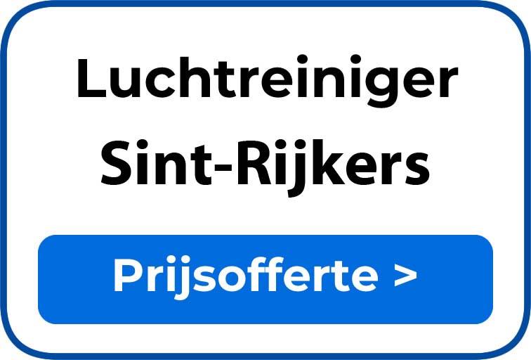 Beste luchtreiniger kopen in Sint-Rijkers