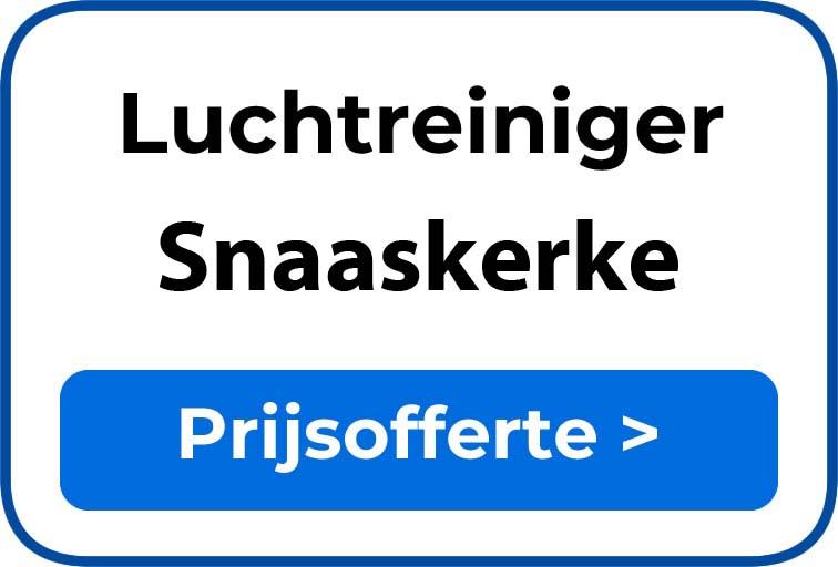 Beste luchtreiniger kopen in Snaaskerke