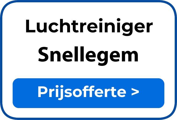 Beste luchtreiniger kopen in Snellegem