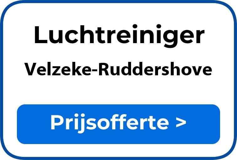 Beste luchtreiniger kopen in Velzeke-Ruddershove