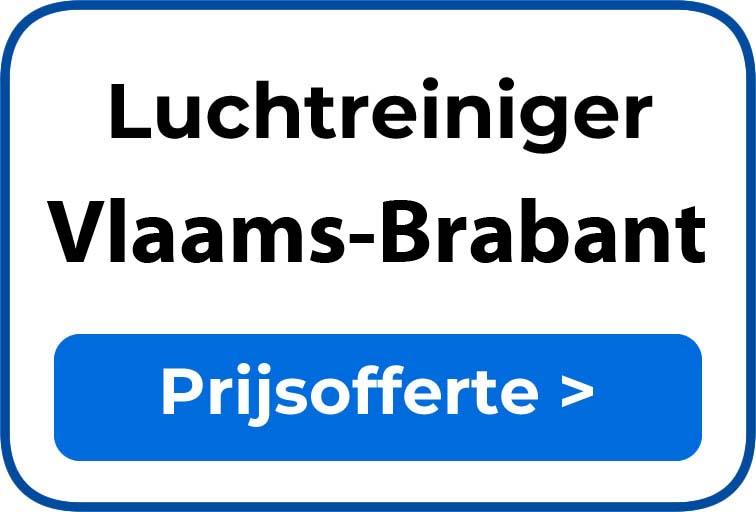 Beste luchtreiniger kopen in Vlaams-Brabant