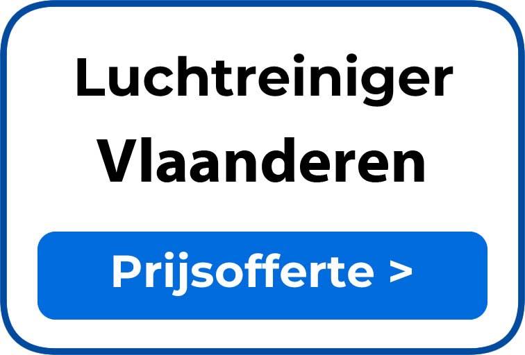Beste luchtreiniger kopen in Vlaanderen