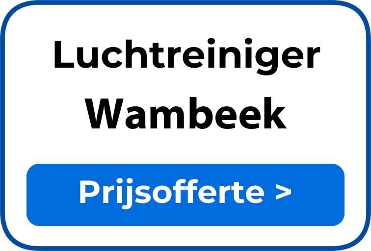 Beste luchtreiniger kopen in Wambeek