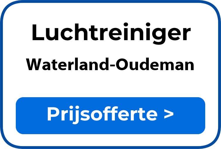 Beste luchtreiniger kopen in Waterland-Oudeman