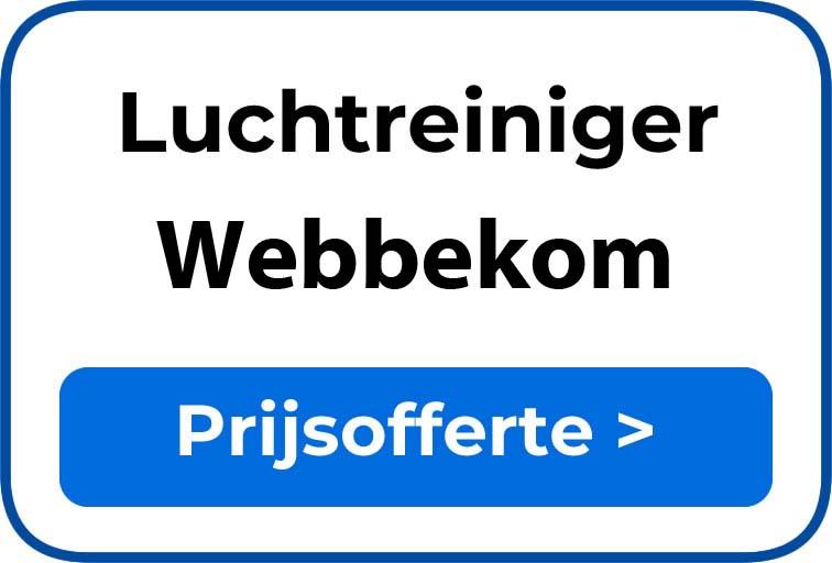 Beste luchtreiniger kopen in Webbekom