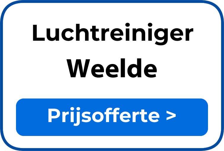 Beste luchtreiniger kopen in Weelde