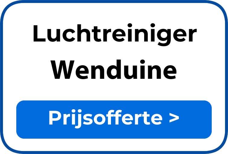 Beste luchtreiniger kopen in Wenduine