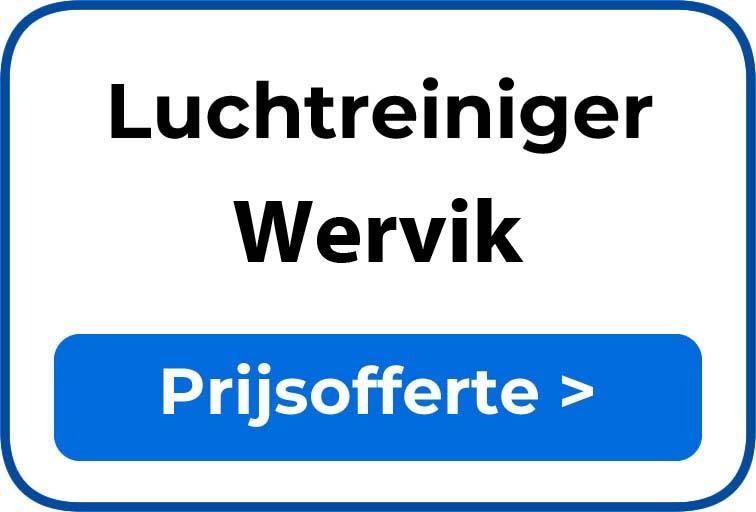 Beste luchtreiniger kopen in Wervik