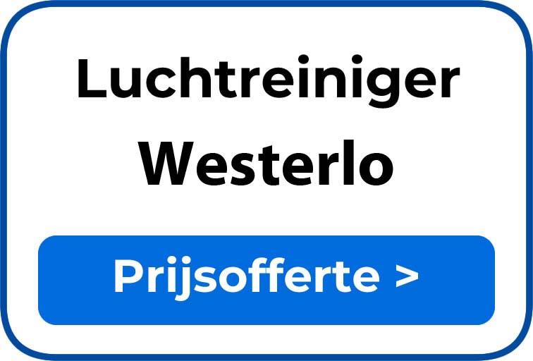 Beste luchtreiniger kopen in Westerlo