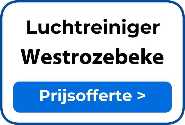 Beste luchtreiniger kopen in Westrozebeke