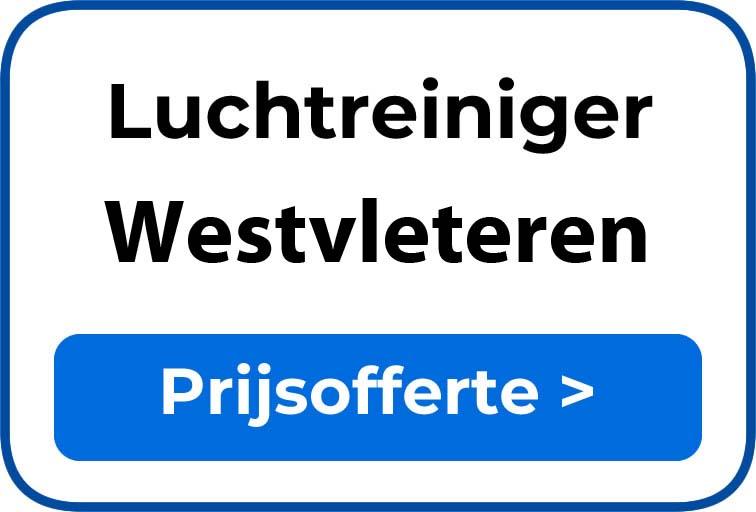 Beste luchtreiniger kopen in Westvleteren