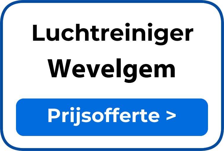 Beste luchtreiniger kopen in Wevelgem