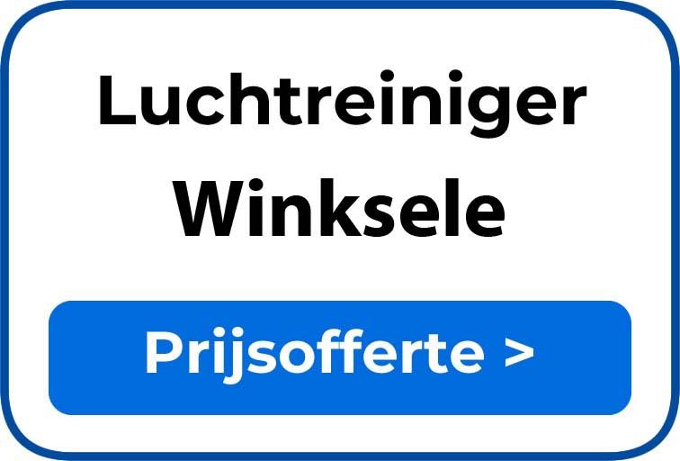 Beste luchtreiniger kopen in Winksele