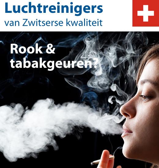 luchtreiniger rook tabak
